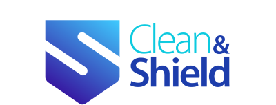Clean and Shield Logo